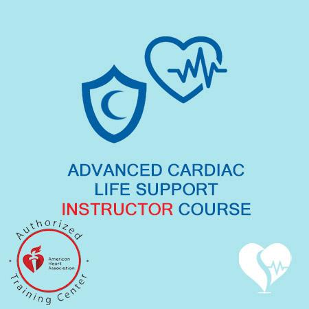 American Heart Association - AHA - Advanced Cardiac Life Support Instructor Course ACLS