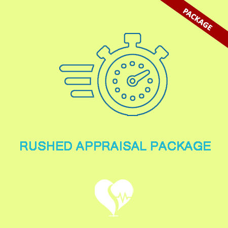 Appraisal & Revalidation for GMC Registered Physicians - Rush Appraisal Package