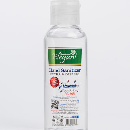 Elegant Hand Sanitizer 100ml