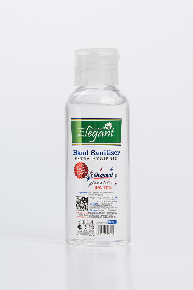 Elegant Hand Sanitizer 100ml