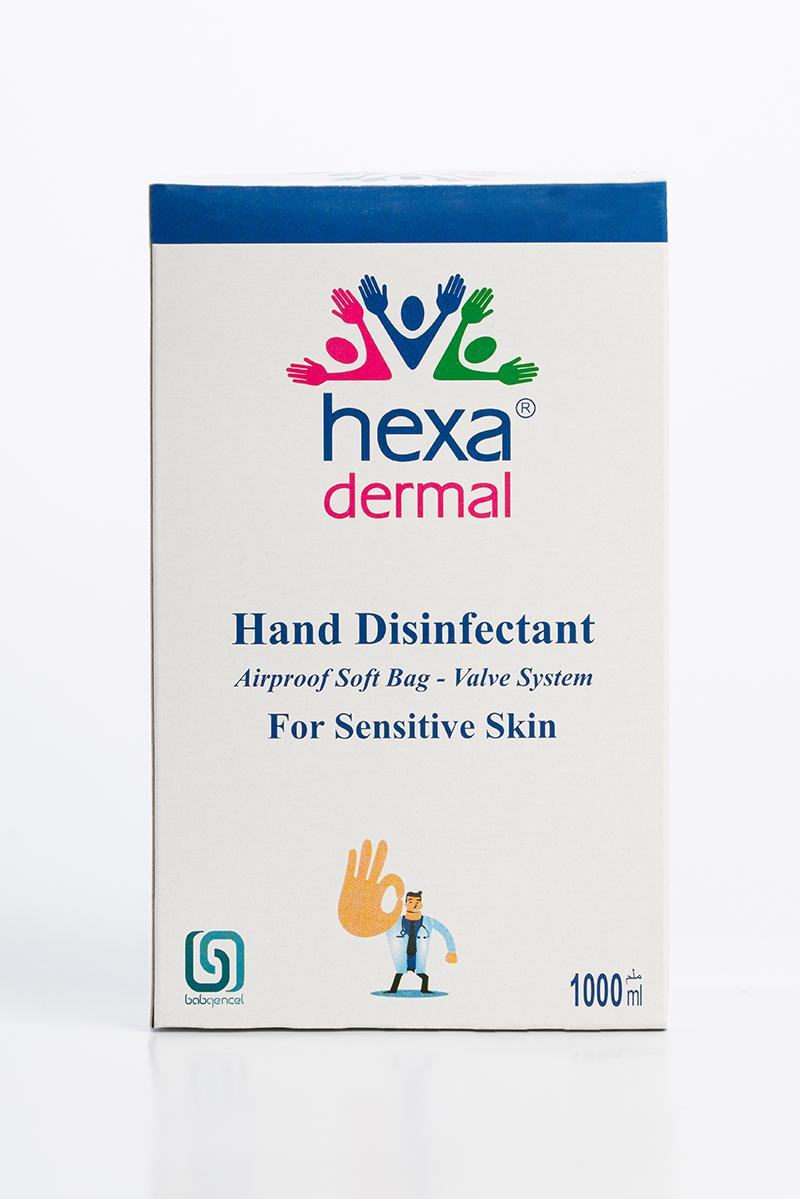 Hexa Dermal Hand Disinfectant