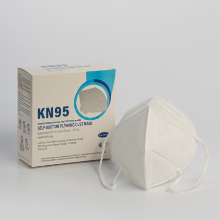 KN95 Three Dimensional Protective Mask