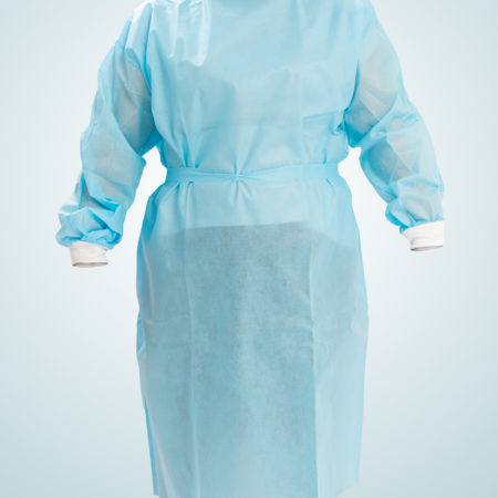 Surgical Gown-Blue/Medium