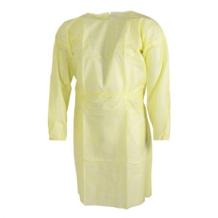Isolation Gown-Yellow