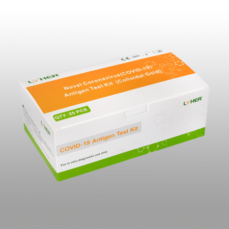 Novel Coronavirus (Covid-19) Antigen Test Kits